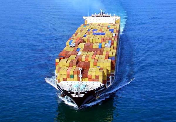 vận tải biển quốc tế