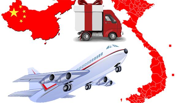 dịch vụ vận tải, logistics, vận chuyển hàng hóa từ Trung Quốc về Việt Nam