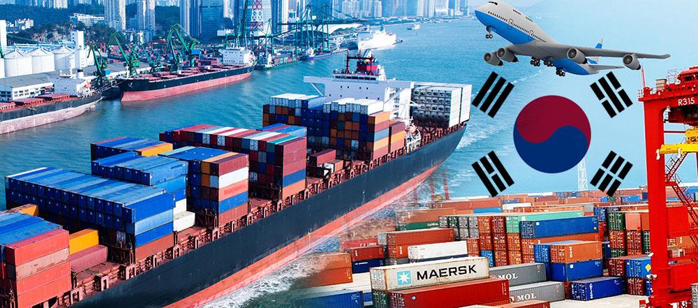 công ty chúng tôi chuyên về dịch vụ vận chuyển hàng hóa từ Hàn Quốc về Việt Nam